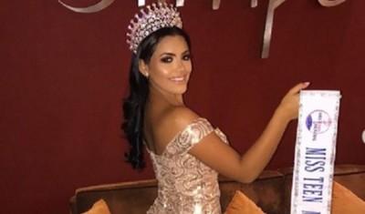 Paraguaya busca corona en Miss Teen Mundial