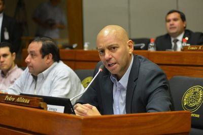 Pedro Alliana asume interés en volver a presidir la Cámara Baja