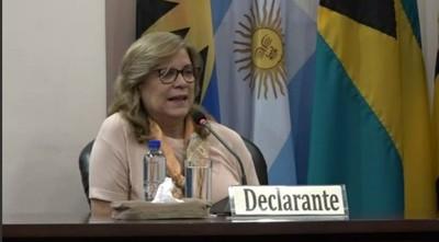 Corte rechaza 'in limine' medida solicitada por Cristina Arrom