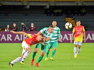 La Equidad amarga la noche al Deportivo Santaní
