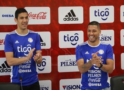 Balbuena y Ortiz son garantías