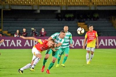 La Equidad vence a Deportivo Santaní en el partido de ida