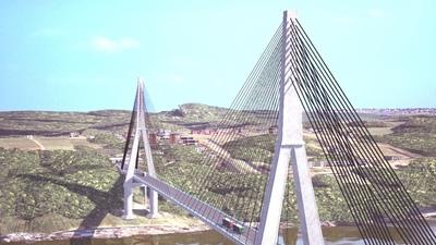 Inician selección de trabajadores para construir segundo puente sobre el río Paraná