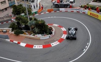 HOY / F1: Hamilton lidera los entrenamientos libres en Mónaco