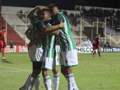 Rival de Cerro eliminado de la Copa Argentina por un equipo de la tercera