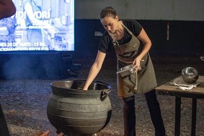 Fiesta Vení, Vidi, Vori para festejar el éxito internacional de Graciela Martínez