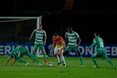 La equidad ve favorable la serie ante el Deportivo Santani