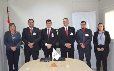 PTI cooperará con compañía estadounidense para fabricación de aviones en Paraguay