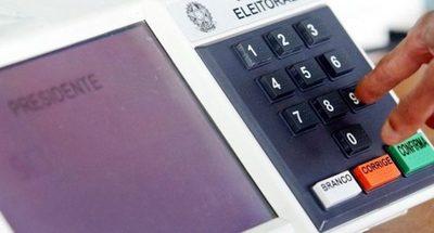Urnas electrónicas: Evaluarán compra o alquiler para las internas municipales
