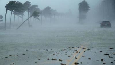 EE.UU. prevé hasta ocho huracanes en la temporada ciclónica en el Atlántico