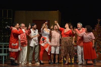 El Inquilino Misterioso se despide del Teatro Latino