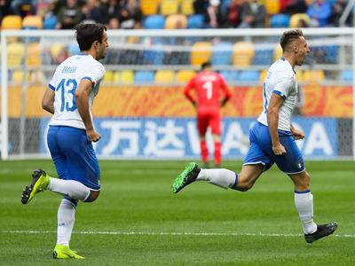 Italia vence a México por el Mundial de Polonia