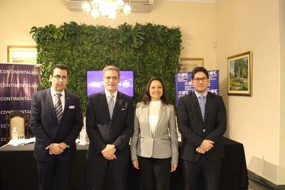 IFC y Banco Continental firman convenio para expansión de PYMES