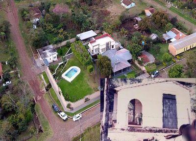 Aparece fotografía de la modesta casita que tenía Miguel Cuevas