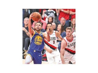 NBA: Warriors aguardan rival