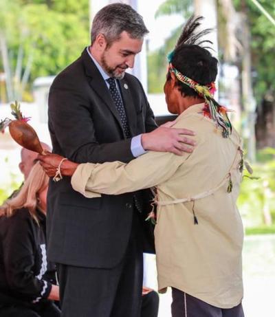 Jefe de Estado recibirá a líderes indígenas en Palacio de Gobierno
