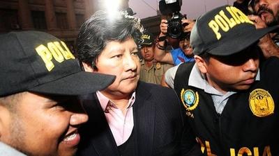 HOY / Fiscalía pide 26 años de prisión para el expresidente de la Federación Peruana deFútbol