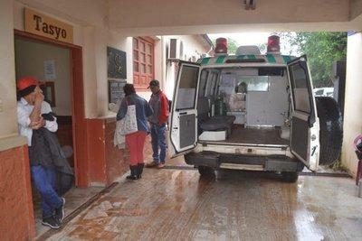 Auditan hospital distrital de Eusebio Ayala