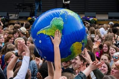 Manifestaciones en toda Europa para exigir políticas contra el cambio climático