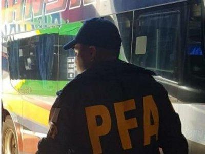 Paraguayo fue expulsado por 5 años de Argentina
