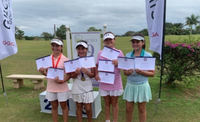 HOY / Paraguayos van al extranjero a representar al país en golf