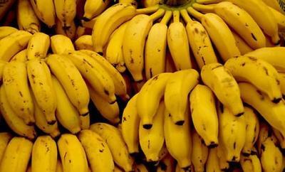 Incluyen bananas en merienda escolar