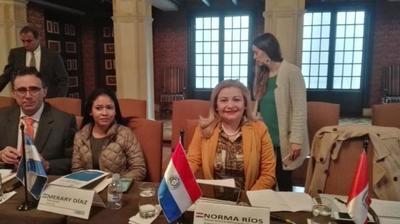 Paraguay  presente en el Foro Internacional de Gestión y Desempeño para la Innovación Pública que se desarrolla en Colombia