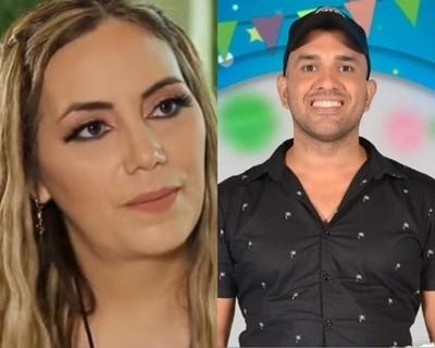 """Clara Franco y  Corvalan terminaron a los besos en """"Telembopi"""""""