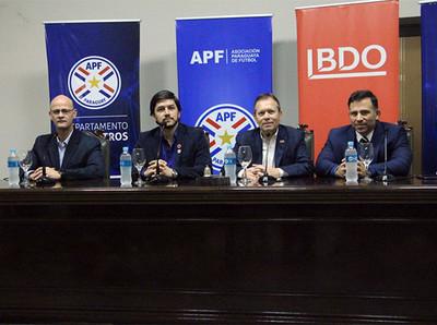 APF presenta licitación para implementar VAR en el torneo local