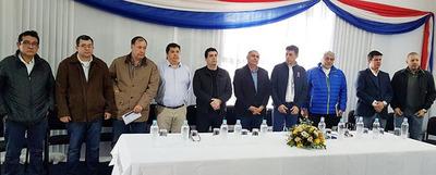 Autoridades presentan proyecto de financiación para defensa costera en Pilar