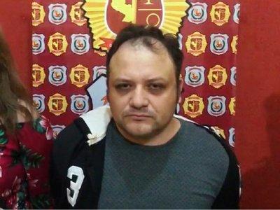 Peligroso criminal brasileño tenía 10 órdenes de captura