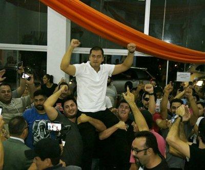 """Prieto: """"No vamos a hacernos cargo de los malos manejos del clan Zacarías"""""""
