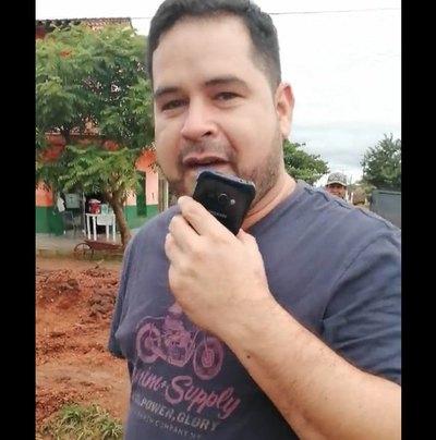 Capeto de Concepción le tongueó a una mujer
