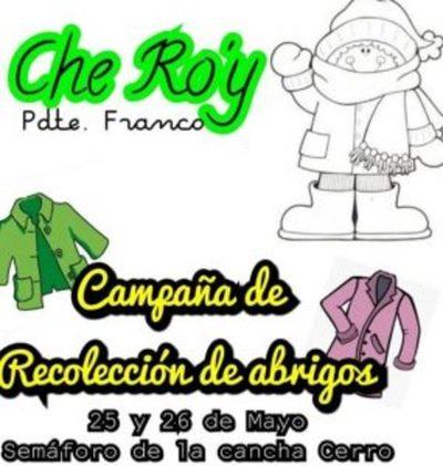 Colectarán abrigos en semáforo de Cerro en Franco