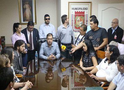 Prieto desafía a la Junta a que pida intervención