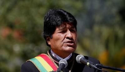 Evo Morales critica a la oposición por intentar frenar su nueva candidatura