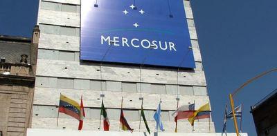 Importaciones del Mercosur se reducen 17,6% en términos interanuales