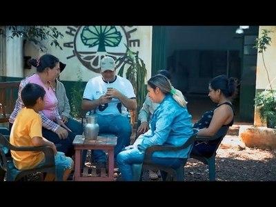 PARAGUAYAS QUIEREN LLEVAR YERBA MATE AL MERCADO INTERNACIONAL
