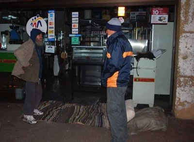 La SEN habilita albergue para personas en situación de calle