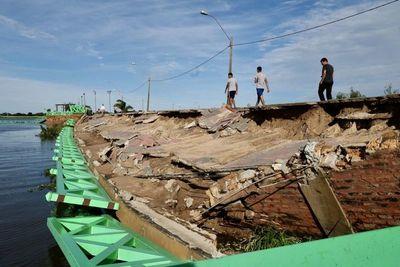 Dentro de un año se pondrá en marcha la defensa costera de Pilar