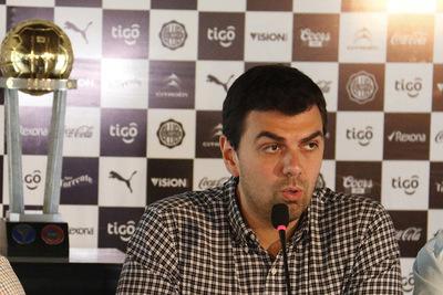 Quieren convertir a Olimpia en un club de primer nivel internacional