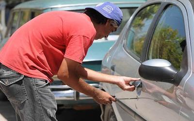 Conozca los 10 vehículos más robados en Paraguay