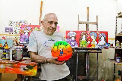 Artista paraguayo en terapia intensiva necesita ayuda para pagar su tratamiento