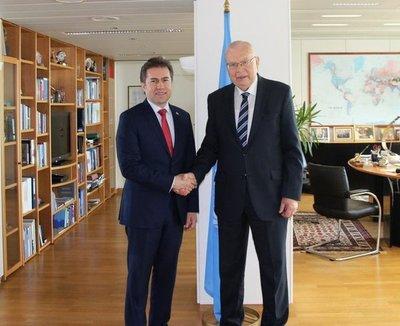 Canciller destaca resultados positivos contra el crimen transnacional ante organismo de la ONU