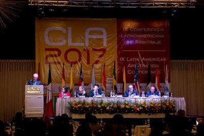Paraguay será la próxima semana la capital del arbitraje latinoamericano