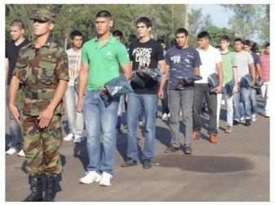 Funcionarios de la Muni de Asunción llamados al cuartel