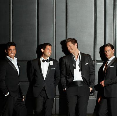 El cuarteto de voces más famoso del mundo Il Divo se presenta esta noche