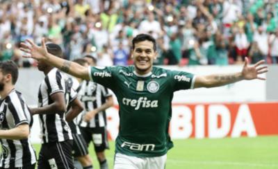 HOY / Palmeiras vence a rival de Sol con gol de Gómez