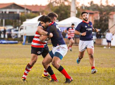 Paraguay le dice adiós al Sudamericano de rugby con derrota