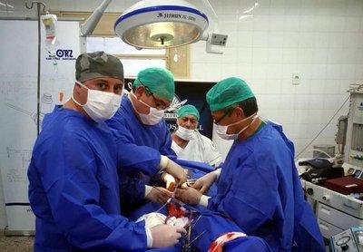 Exitosa atención de misión médica de la promoción 83 en Villa del Rosario